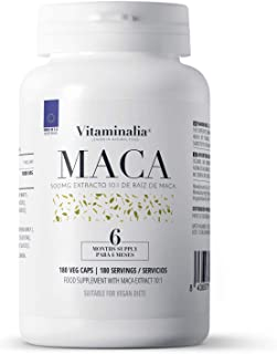 Maca Andina | 500mg Extracto