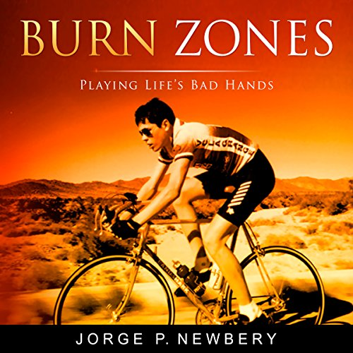 Burn Zones audiobook cover art