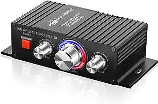 安くて良いBluetoothパワーアンプTTMOW高音質高出力Bluetooth対応..買う