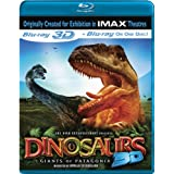 Imax: Dinosaurs: Giants of Patagonia 3d [Blu-ray] [Import]
