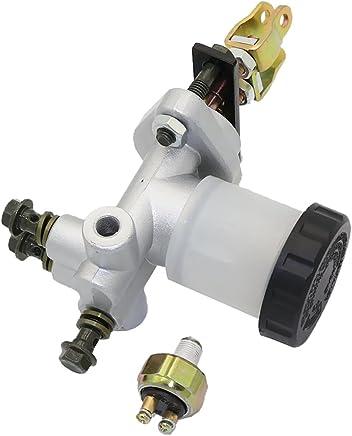 Bremszylinder 0,625 Zoll 15,8mm f/ür Fly Off Handbremse 80mm Kolbenstange