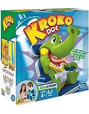 Hasbro Gaming B0408100 Kroko Doc Barnspel, Flerfärgad, 4+ År
