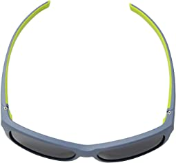 Gray Light/Apple Green Frame with Spectron 4 Baby Lenses
