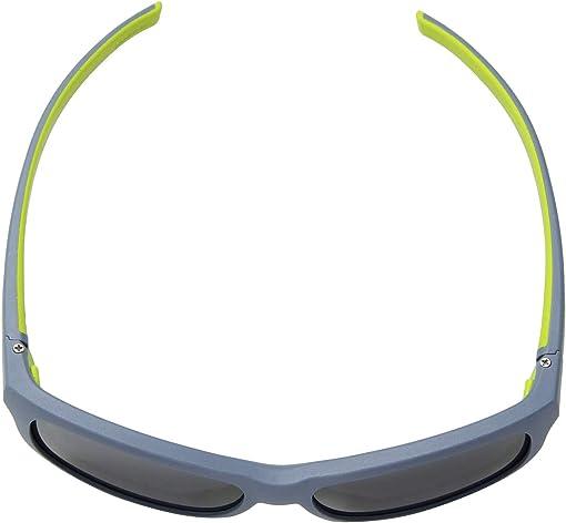 Gray Light/Apple Green Frame with Spectron 4 Baby Lenses