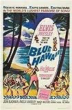 Blue Hawaii Elvis Presley 1961 Movie Poster Masterprint (11 x 17)