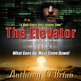 The Elevator audiobook cover art