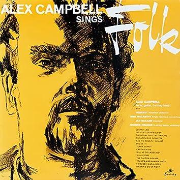 Alex Campbell Sings Folk