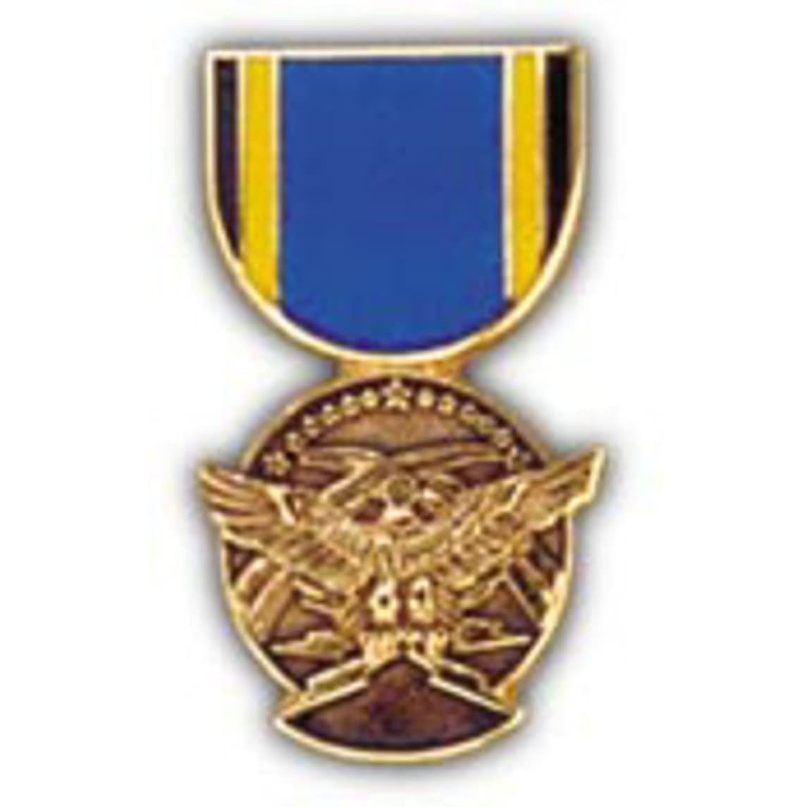 EagleEmblems P15860 Pin-Medal,USAF Aerial ACH (1-3/16'')