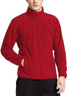 Lumberfield Men's Outwear Full-Zip Men's Polar Fleece Jacket for Winter Hiking