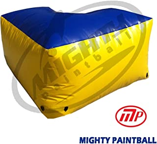 MP Elbow Shape Inflatable Air Bunker, Big