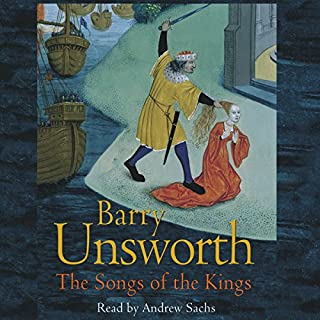 The Songs of the Kings audiobook cover art