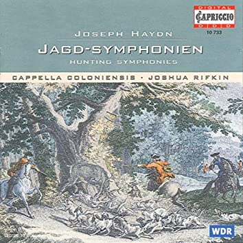 HAYDN, J.: Symphonies Nos. 31 and 72