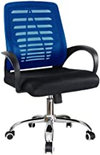Video Game Chairs Office Chair, Heavy Duty Comfortable V Shape Medium Back Home Office Work Computer Gaming Desk Chair, Er...