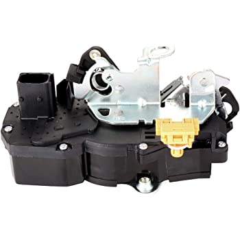 Amazon Com Fexon Door Latch Lock Actuator Motor Front Left Driver Side Replacement For 2008 2012 Malibu 2007 2009 Saturn Aura 20772312 20922229 22742874 931 310 Automotive