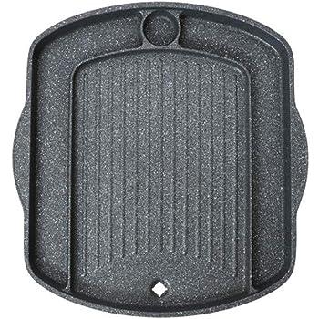 Queen Sense - Parrilla para cocina de inducción, utensilios de cocina de inducción, apto para todas las fuentes de calor: Amazon.es: Hogar