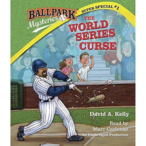 The World Series Curse audiobook cover art