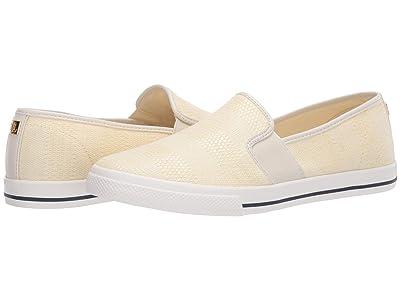 LAUREN Ralph Lauren Jinny Sneaker (Cream) Women