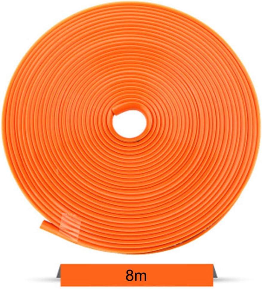 Ranking TOP9 NCUIXZH Car Rim Protector Trim tire Max 74% OFF Protection Strip Shape line