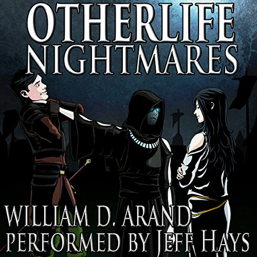 Otherlife Nightmares audiobook cover art
