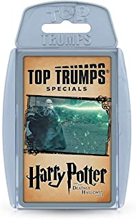 Harry Potter and the Deathly Hallows Part 2 Top Trumps Specials Card Game, WM01206-EN1-6