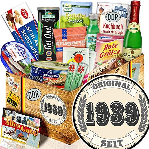 Original seit 1939 ++ Spezialitäten Ostpaket ++ Geschenke 80. Geburtstag