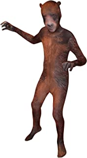 Morphsuits Kids Animal Planet Grizzly Costume - Size Small 31-36 (94cm-107 cm)