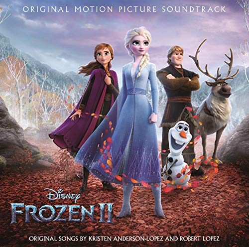 Frozen 2-Original Motion Picture Soundtrack (Englische Version)