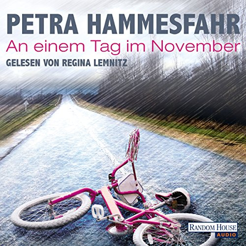 An einem Tag im November audiobook cover art