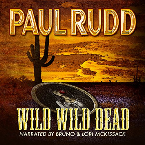 Wild Wild Dead audiobook cover art