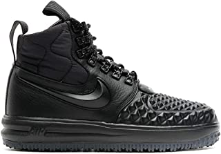 WMNS Lunar Force 1 Duckboot Women Casual, Black/Black-White
