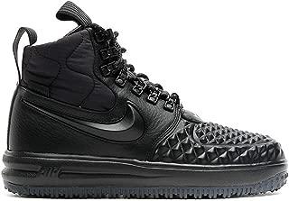 Nike WMNS Lunar Force 1 Duckboot Women Casual, Black/Black-White