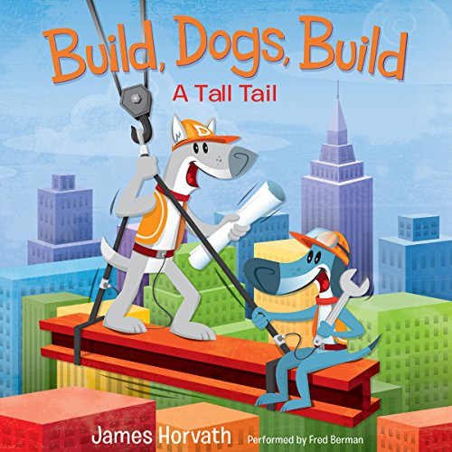 Build, Dogs, Build audiobook cover art