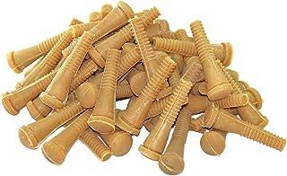 Kukoo - 60 Dedos de Goma de Repuesto para Desplumadora