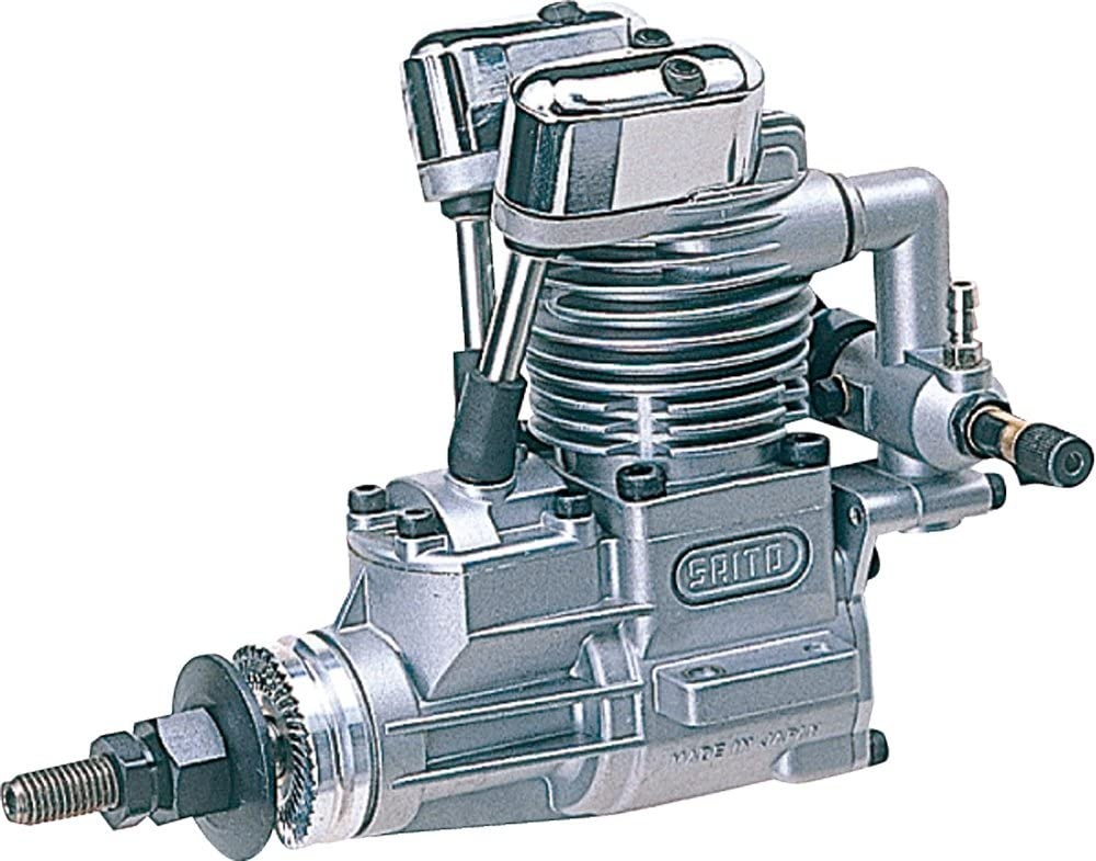 Saito Engines FA-40A OFFicial San Jose Mall Stroke 4 Engine