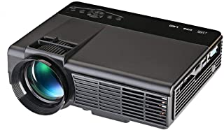 Video Projector,Dinlly (Upgraded)1500 Lumens Projector with 170
