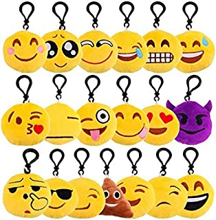 Amazon.es: llaveros de emoticonos