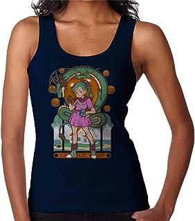 Dragon Ball Z Bulma Shenron Women's Vest
