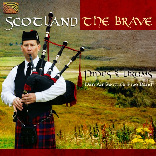 Scotland the Brave - The Rowan Tree - Wings - Flett From Flotta (arr. J. Banks)