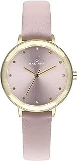 Radiant katrine Womens Analog Quartz Watch with Leather bracelet RA467608