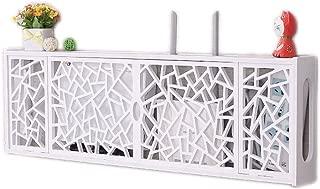 modem router storage cabinet