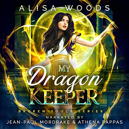 My Dragon Keeper cover art