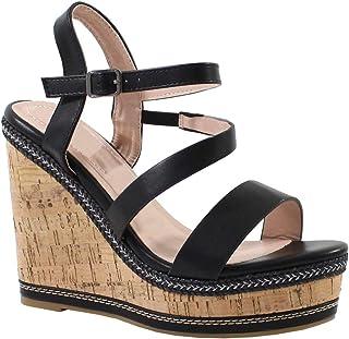 76c6fa064454c5 Amazon.fr : 4 - 7 cm - Bottes et bottines / Chaussures femme ...