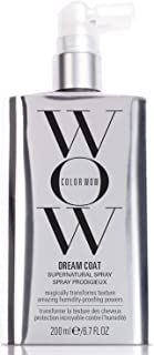 COLOR WOW Dream Coat Supernatural Spray Slays Humidity and Prevents Frizz, 6.7 fl oz (200 ml), (Pack of 1)