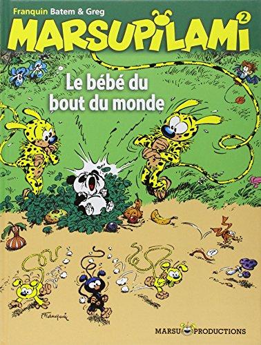 Le Marsupilami, tome 2 : Le Bébé du bout du monde