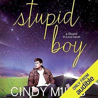 Stupid Boy audiobook cover art