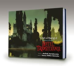 The Art and Making of HOTEL TRANSYLVANIA (Limited Edition, Signed by Director GENNDY TARTAKOVSKY)