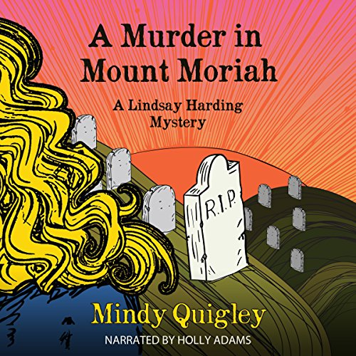 A Murder in Mount Moriah audiobook cover art