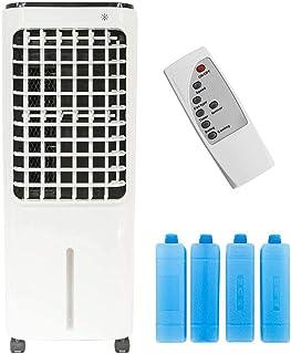 ZHANG Acondicionadores de Aire portátiles, Ventilador de enfriamiento de Aire Natural de 220V Ventilador de Aire Acondicionado de hogar Ajuste de 3 velocidades con Control Remoto