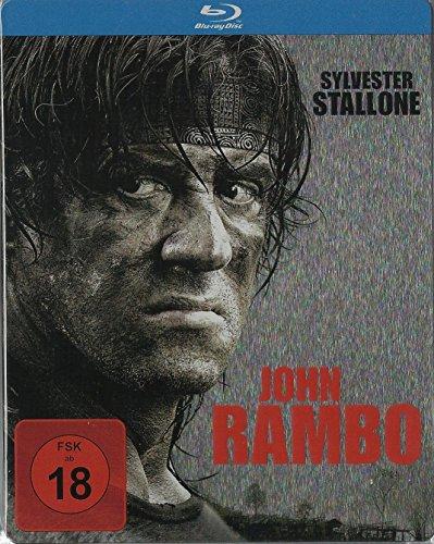 John Rambo (Steelbook) [Limited Edition] [Blu-ray]