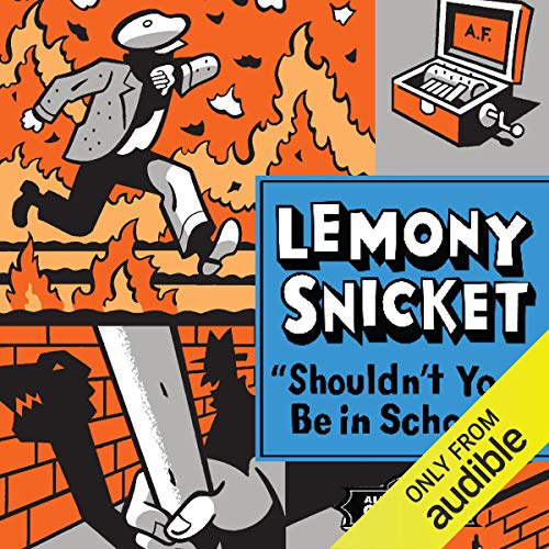 Shouldn't You Be in School? cover art